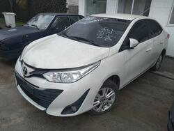 TOYOTA/YARIS SD XL 15 AT - 2018/2019 - ALCO/GASOL